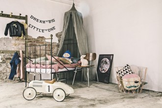 Fairytale kids rooms