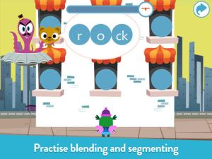 Teach Your Monster to Read Phonics App