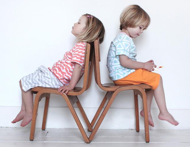Best Kids Summer Pjs: Bright Company