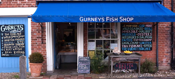 Gurneys in Burnham Market