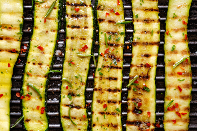 Courgette Recipes for Kids
