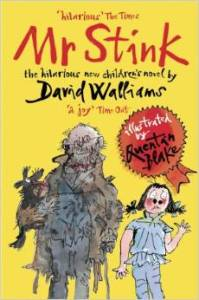 Mr Stink David Walliams