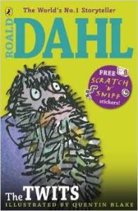 The Twits Roald Dahl