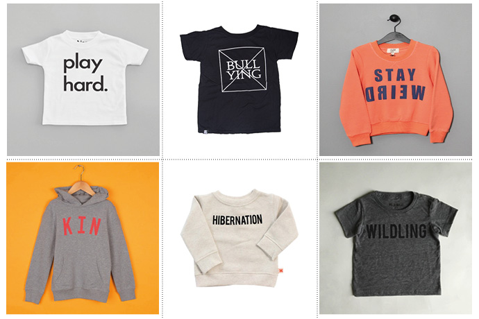 Cool Slogan T-Shirts for Kids