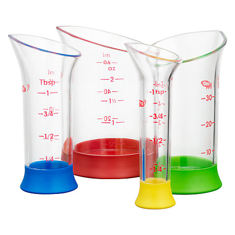 Oxo Good Grips Mini Measuring Cups Are Great For The Bath