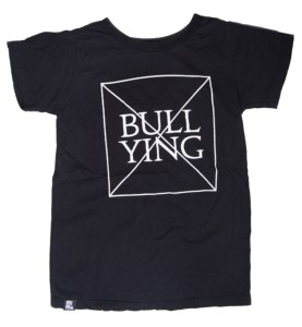 Cool Slogan T-Shirts for Kids: Anti Bullying t-shirt