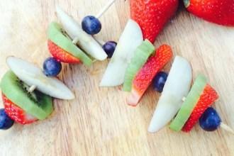 Healthy Lunch Box Ideas VitaLove Fruit Skewers