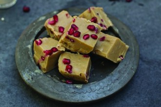 Pomegranate Healthy Halva