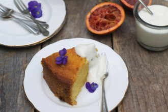 Susan Jane White Orange Cardamom Cake