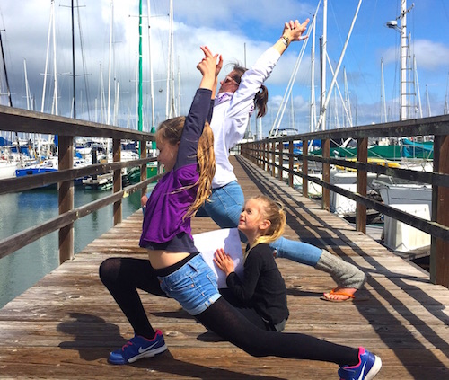 Charlie Yoga Surrey: Yoga for Kids