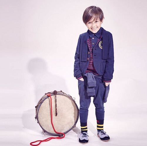 Jesse & James London Kidswear