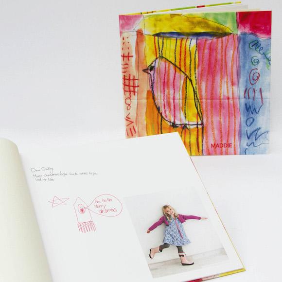 Doodlenest Children's Art Book