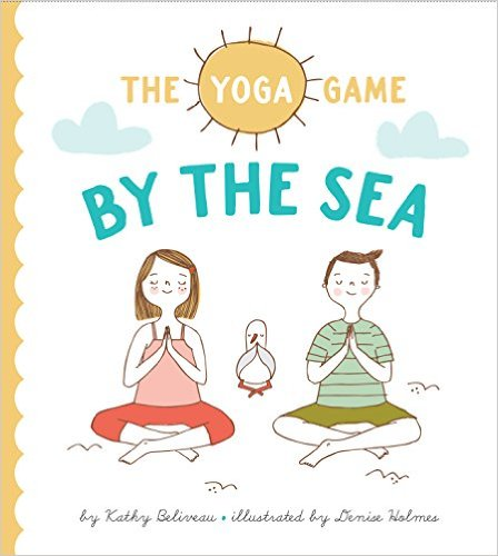 The Yoga Game By The Sea Book