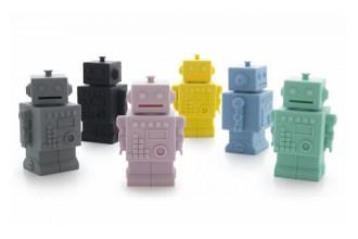 robert robot money box