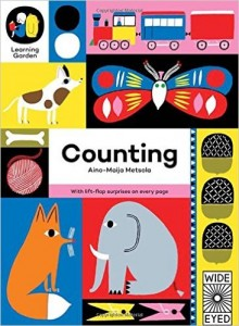 Gifts for 2 year olds Counting Book