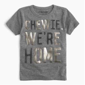 Best Gifts 8 Year Olds J Crew Chewie Tee