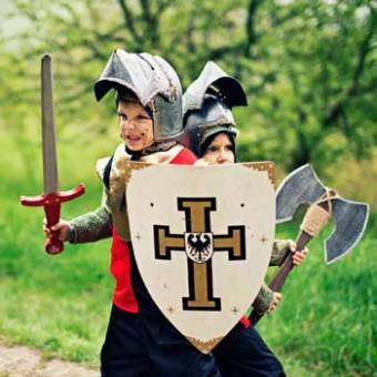Little Knights Training Day for Kids