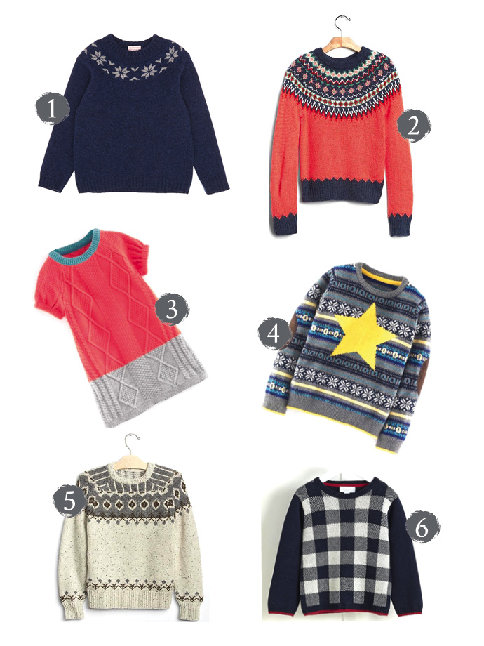 Best Kids Winter Jumpers