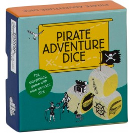 Best Gifts for 6 Year Olds Pirate Adventure Dice