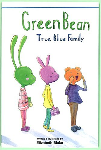 GreenBean True Blue Family by Elizabeth Blake