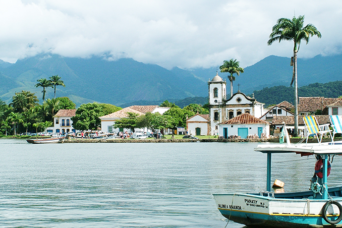 Mr Fox Paraty Brazil