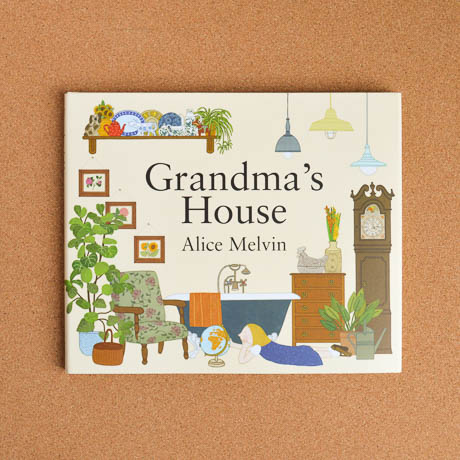 Alice Melvin Grandma's House