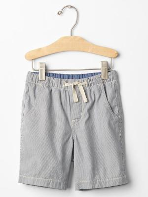 Gap Boys Stripe Pull On Short (deleted 49876f6904382cc6947352e5be38ee32)