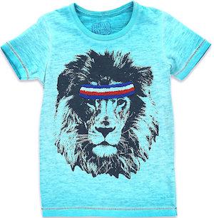 M&S Lion Tee