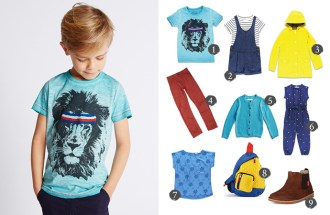 Best of M&S Kids 2016 Spring