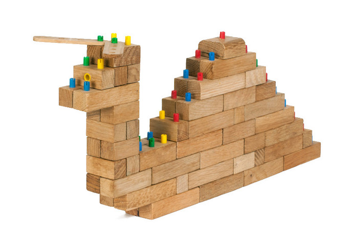 Ollies' Blocks Fine Motor Toy