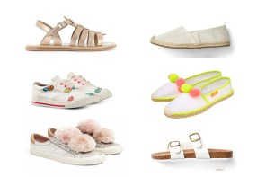 Best Girls Summer Shoes