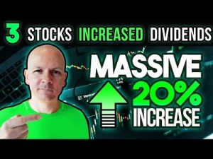 This Dividend Stock Just Announced A Massive 20% Dividend Increase