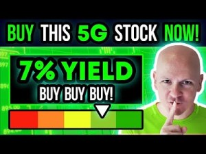 Time to Buy This 5G Stock – It's Cheap And Pays A 7% Yield