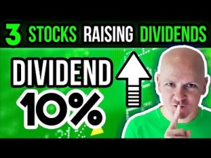 This Stock Just Increased Its Dividend By 10% And Has Nearly Doubled In The Past Year