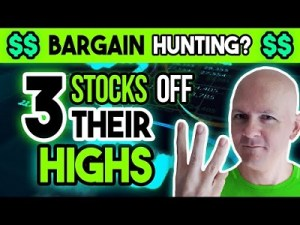Looking for Bargains? 3 Stocks Still Below Pre-Pandemic Prices