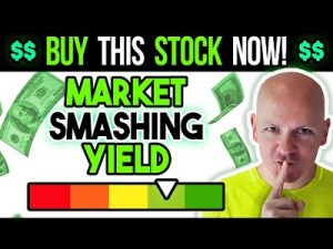"""This Undervalued Stock Is Paying A Market-Smashing Yield And Is Rated A """"Buy"""""""