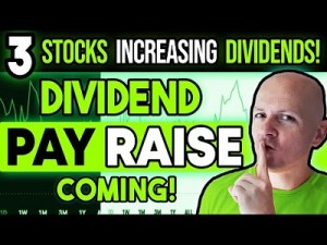 Up Another 10%…This Stock Boosts Its Dividend Tor The 2nd Time This Year