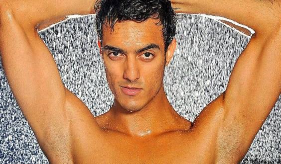 Patrick Santos (24) is representing Austria in Mr Gay Europe 2013.