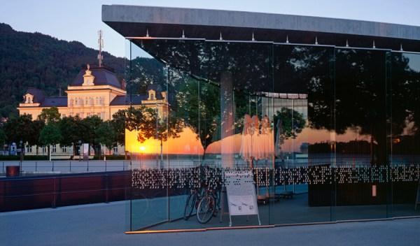 Bregenz harbour © Austrian National Tourist Office/ Popp & Hackner