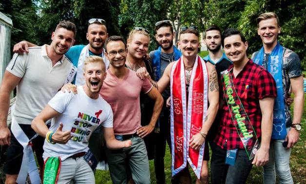 Would you like to host Mr Gay Europe 2018?
