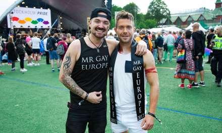 Joni Looks back at Mr Gay Europe 2017