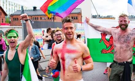 My first week as Mr Gay Europe