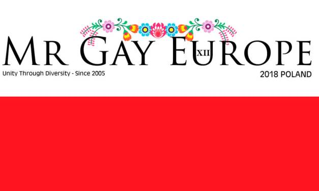 Mr Gay Europe 2018 in Poland