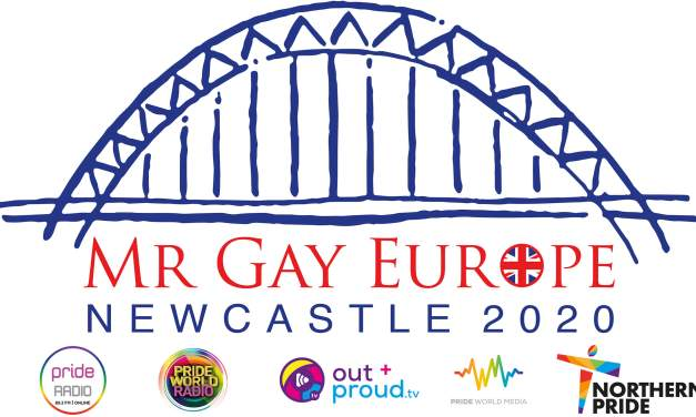 Mr Gay Europe host city 2020 announcement