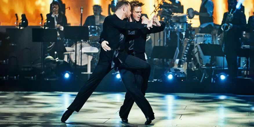 """First same-sex couple wins """"Dancing with the Stars"""""""
