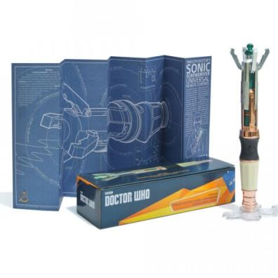 12 Dr's Sonic Screwdriver b