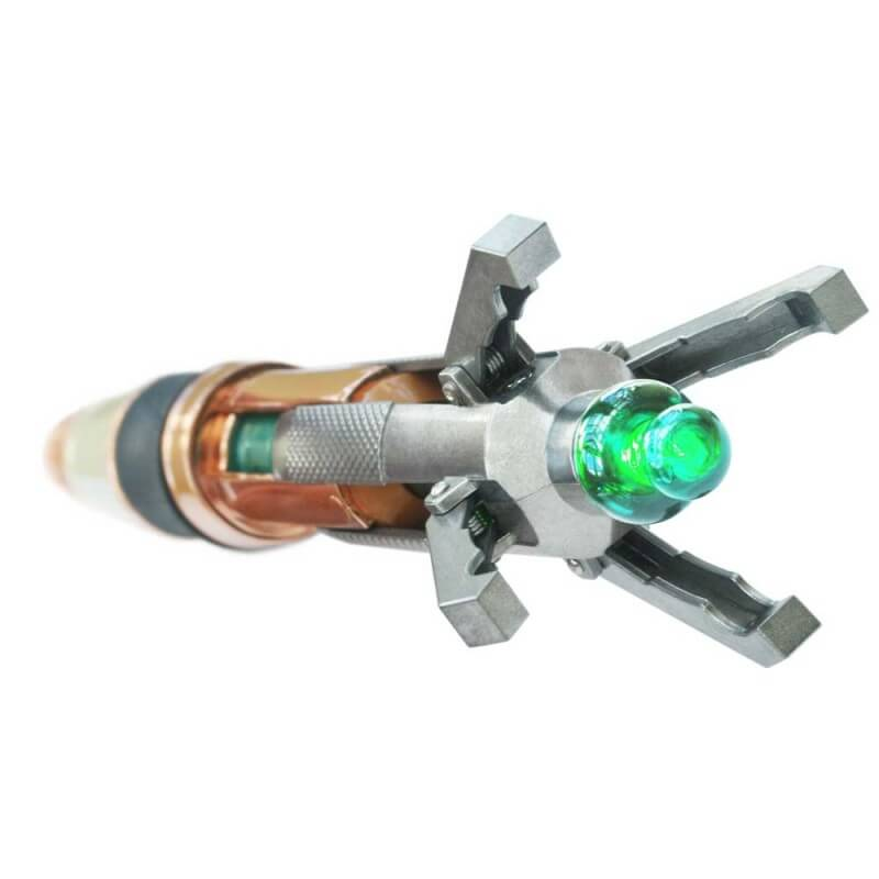 12 Dr's Sonic Screwdriver d
