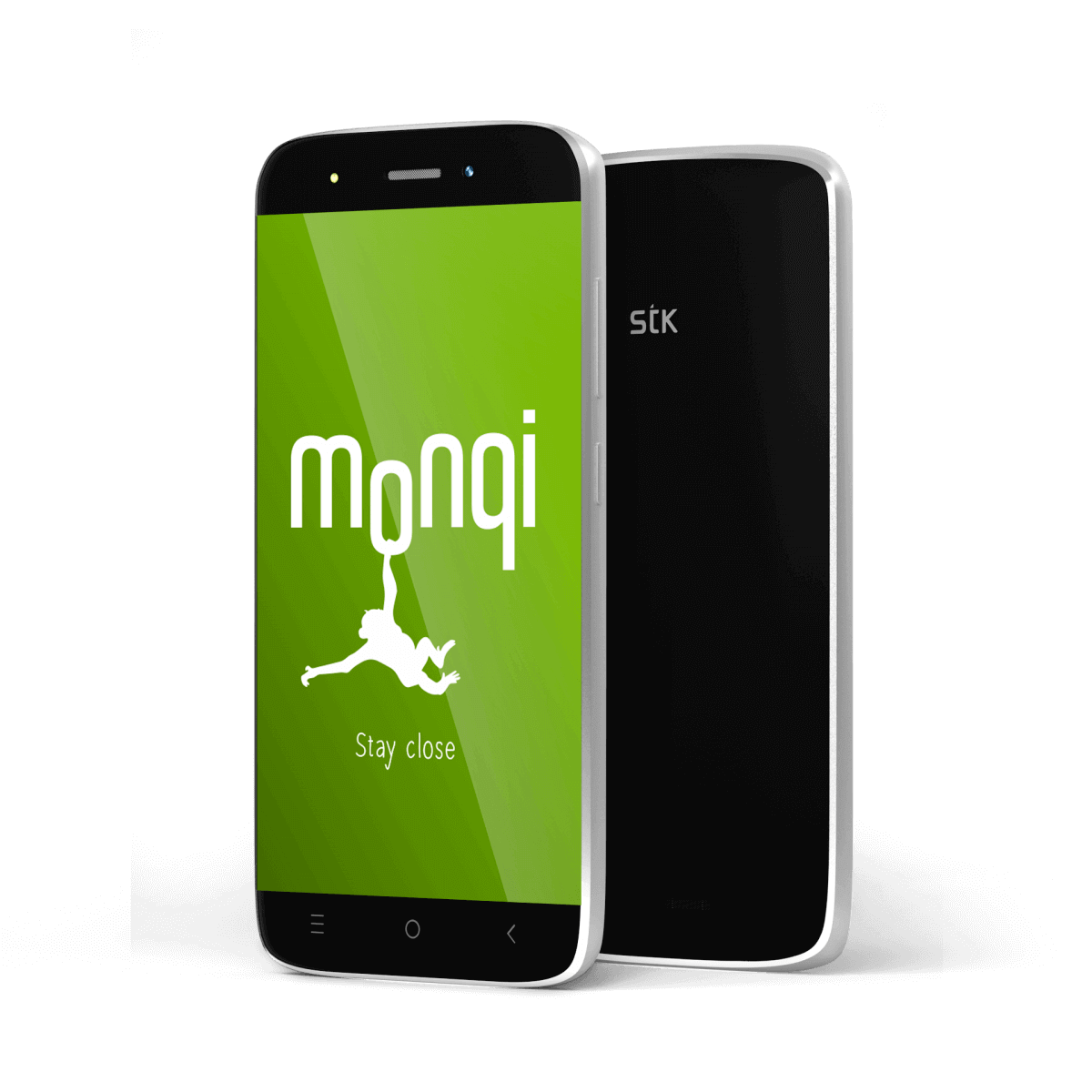 Monqi Smart Phone | Geek and Gadgets Christmas Gift Guide