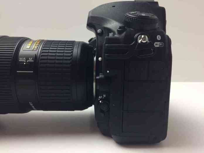 The Nikon D850 Unboxing and Review - Side View