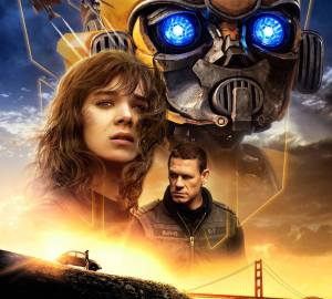 BumbleBee a Transformers Movie poster
